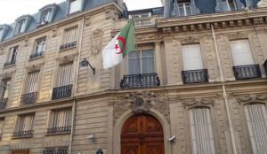 Ambassade d'Algérie en France