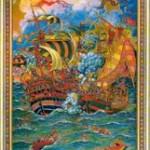 Mohamed RACIM : La bataille navale