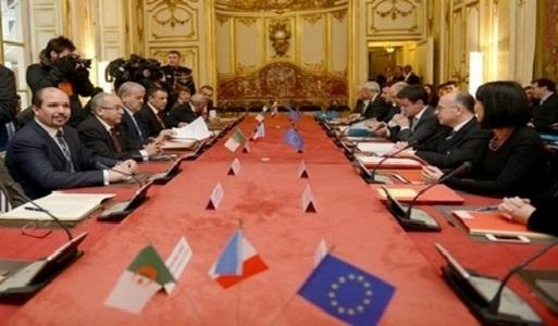 COOPERATION ALGERIE-FRANCE LE COMITE INTERGOUVERNEMENTAL ALGERO-FRANÇAIS DE HAUT NIVEAU TIENT SA DEUXIEME SESSION A PARIS