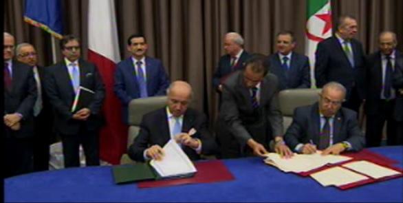 COOPERATION ALGERIE FRANCE REUNION D'ETAPE DU COMEFA 2