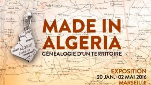 CULTURE  INAUGURATION DE L'EXPOSITION «MADE IN ALGERIA»