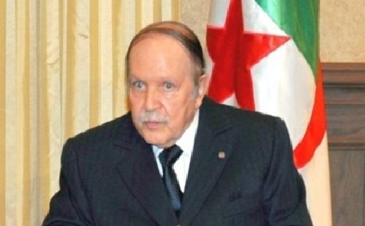 M.le President Bouteflika