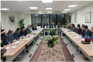 M. BEDOUI réunion Consulaire