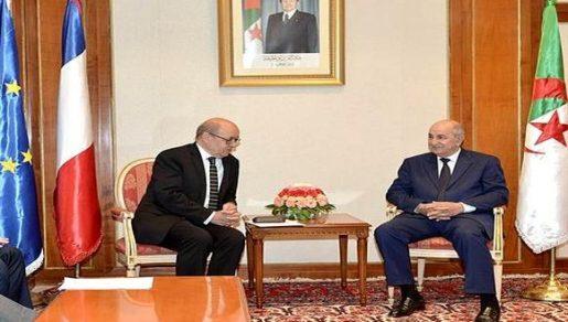 cooperation-biletrale-m-abdelmadjid-tebboune-recoit-le-ministre-francais-des-affaires-etrangeres