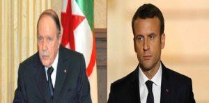 cooperation-entretien-entre-les-presidents-bouteflika-et-macron