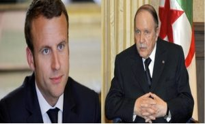 cooperation-e-macron-salue-lengagement-decisif-du-president-bouteflika