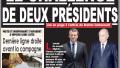 «Le challenge de deux présidents»